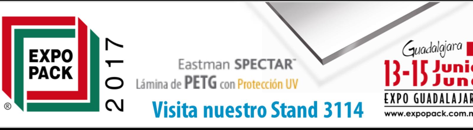 Expopack Lamina de PET G con Protección UV