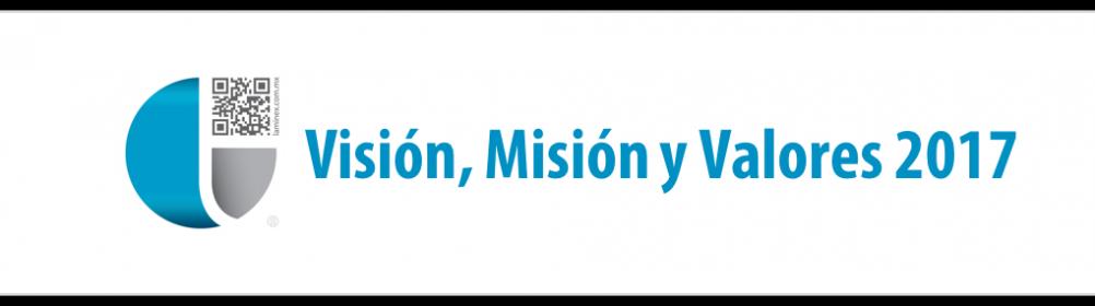 Visión, Misión y Valores 2017