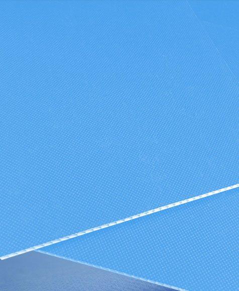 Plástico Corrugado LAMICORR® NOW (Non Woven Fabric)